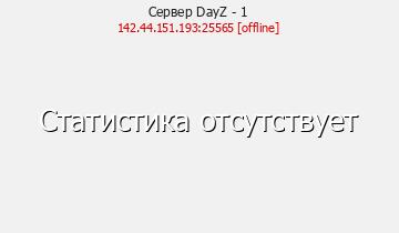 Сервер Minecraft DayZ - 1