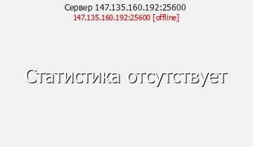 Сервер Minecraft 147.135.160.192:25600