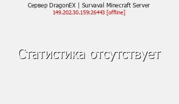 Сервер DragonEX 1.12