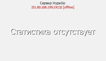 Сервер Minecraft HypeGo