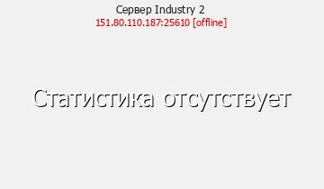 Сервер Minecraft Industry 2