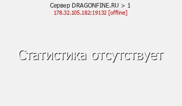 Сервер Minecraft DragonFine.ru 1