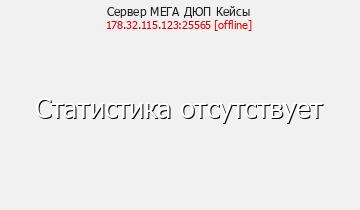 Сервер Minecraft МЕГА ДЮП - Кейсы