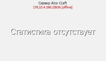 Сервер MoneCraft