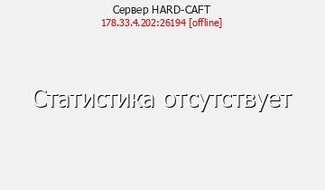 Сервер HardCraft