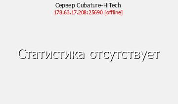 Сервер Minecraft Cubature-HiTech