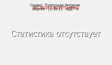 Сервер Minecraft Пурпурная Империя 1.17.1