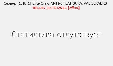 [1.14.4] Elite Crew Real Planet 1:1000 HARDCORE SURVIVAL