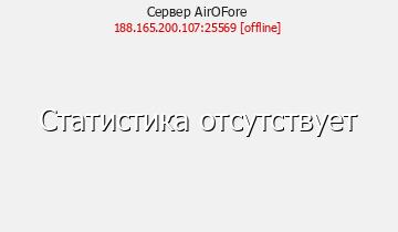 Сервер Minecraft AirOFore