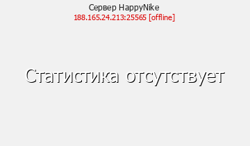 Сервер Minecraft HappyNike