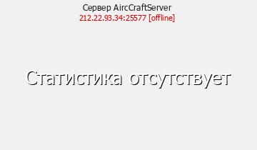 Сервер Minecraft server MineWorld