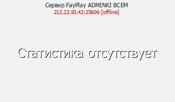 Сервер SerCraft