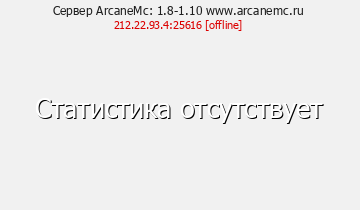 Сервер AppleCraft