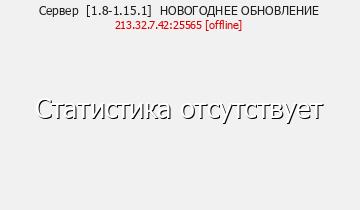 Сервер Minecraft MineRush