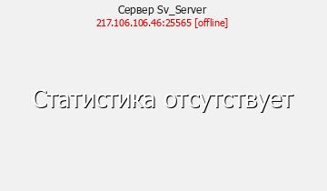 Сервер Minecraft Sv_Server
