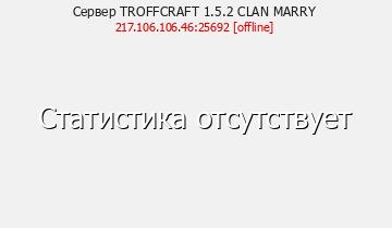 Сервер TrofFCraft