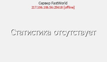 Сервер FastWorld