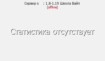 Сервер Minecraft MigosMc 20 МиниИгр 1.8-1.17