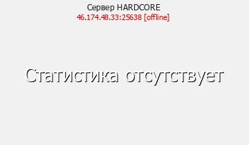 Сервер Minecraft HARDCORE