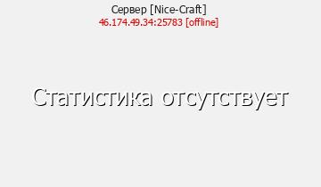 Сервер Nice-Craft