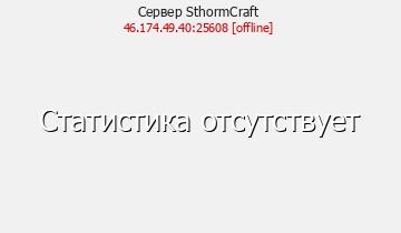 Сервер ScruthCraft