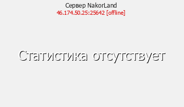 Сервер Minecraft NakorLand