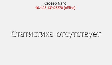 Сервер AMINEGOLD.RU  -  ПРЕМИУМ СЕРВЕРА