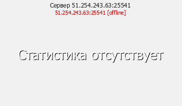 Сервер Minecraft 51.254.243.63:25541