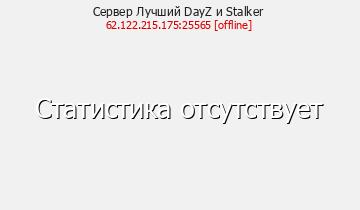 Сервер Minecraft Лучший DayZ и Stalker