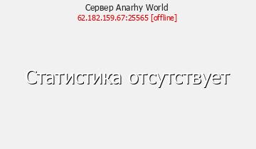 Сервер Minecraft Bronz Arena Anarhy world uid202937