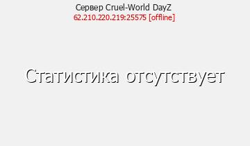Сервер Cruel-World