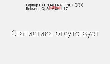 Сервер Minecraft EXTREMECRAFT.NET ((())) BedWars Updates