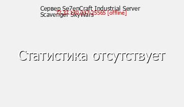 Сервер Minecraft Se7enCraft Industrial Server Scavenger SkyWars
