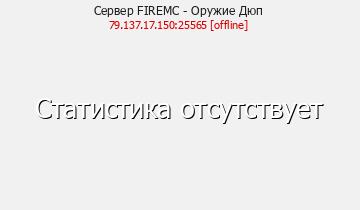 Сервер Minecraft FIREMC - Оружие Дюп