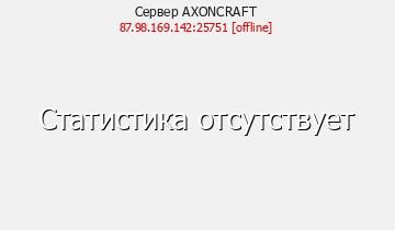 Сервер AxonCraft