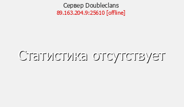 Сервер Minecraft Doubleclans