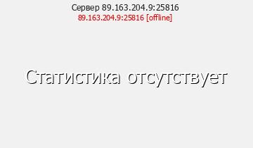 Сервер Minecraft 89.163.204.9:25816