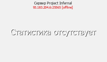 Сервер Minecraft Project Infernal