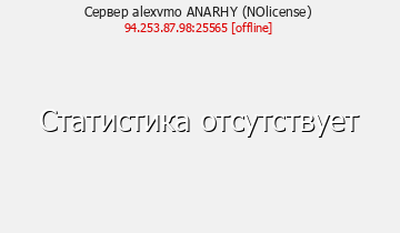 Сервер Minecraft alexvmo.ru SURVIVAL (license)http:minecraft.a..