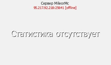 Сервер Minecraft MileorMc