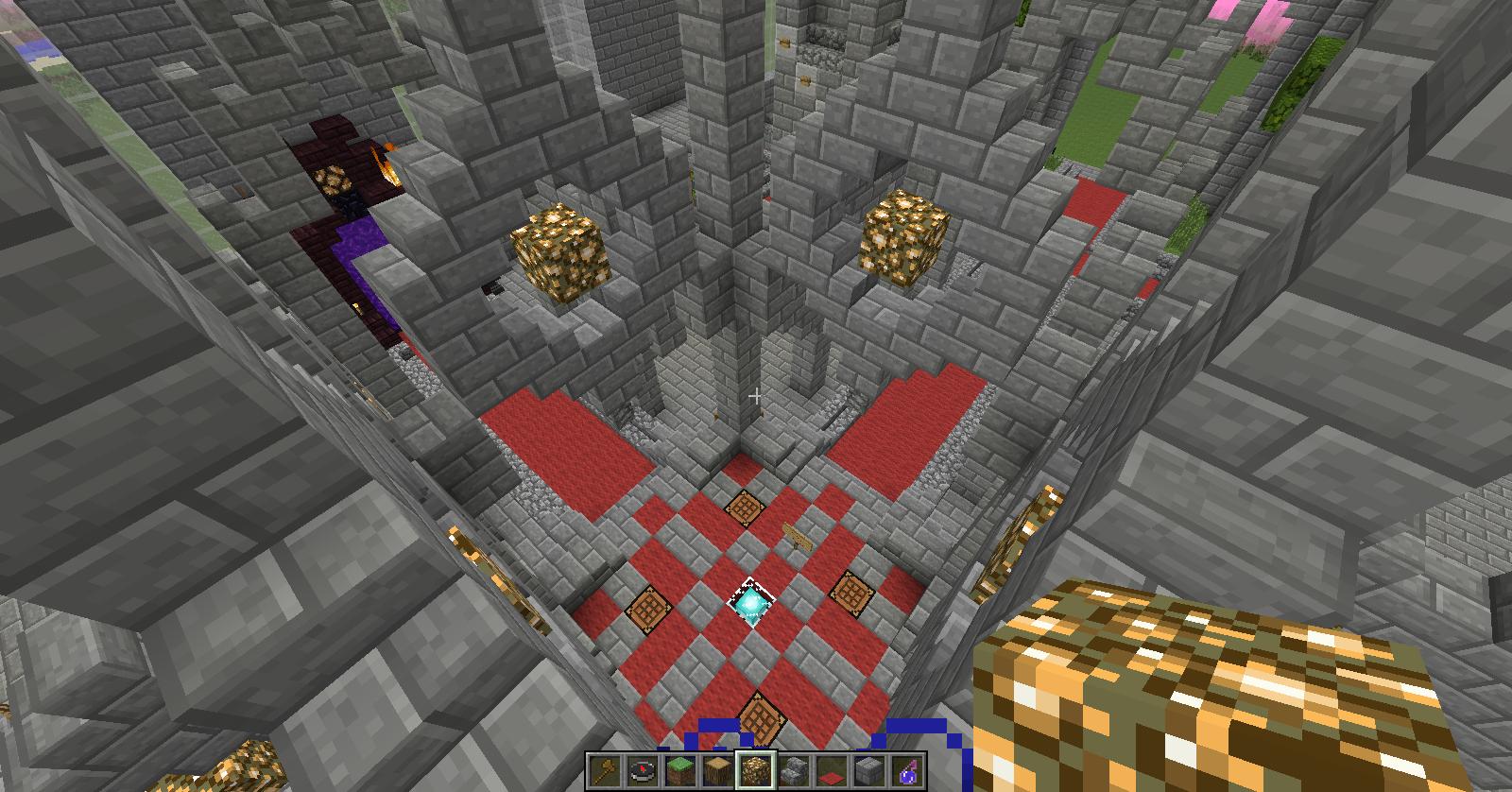 ВСЕ СЕРВЕРА Варпы или как создать варп в Minecraft? - m 73