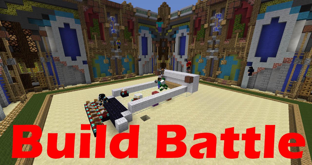Mini Games Servers | Minecraft Servers