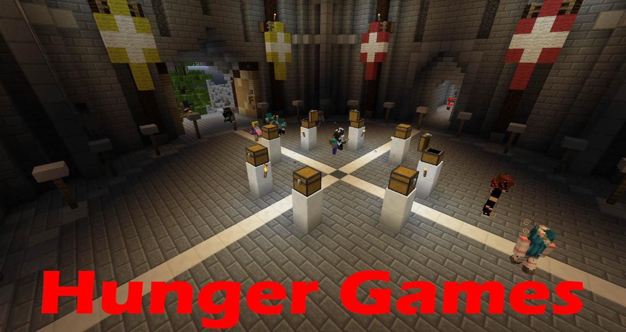 скачать сервер майнкрафт с мини играми #5