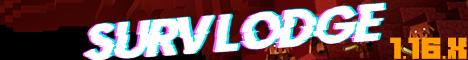 SurvLodge [1.16.1] - Выживания RolePlay Выживан
