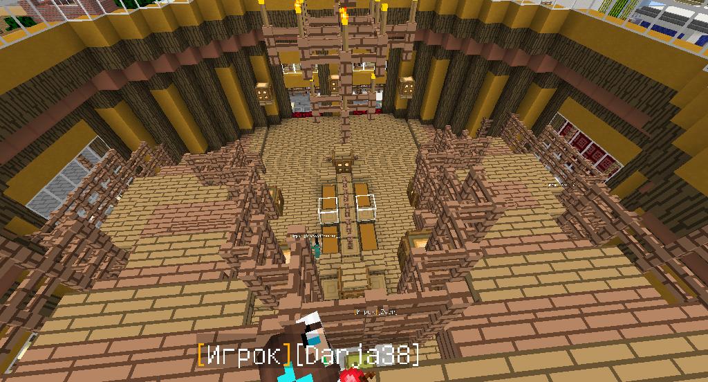 Сервера майнкрафт с бед варсом на 1 8 - кладовая Minecraft