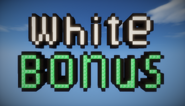 Надпись WhiteBonus